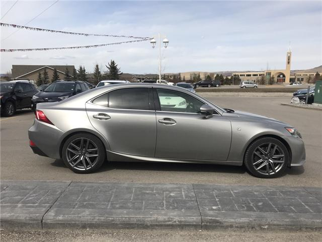 2016 Lexus IS 350 Base (Stk: 2803) in Cochrane - Image 6 of 15