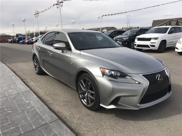 2016 Lexus IS 350 Base (Stk: 2803) in Cochrane - Image 7 of 15