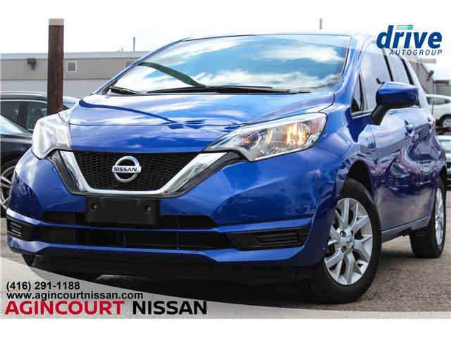 2017 Nissan Versa Note 1.6 SV (Stk: KC778605A) in Scarborough - Image 1 of 24