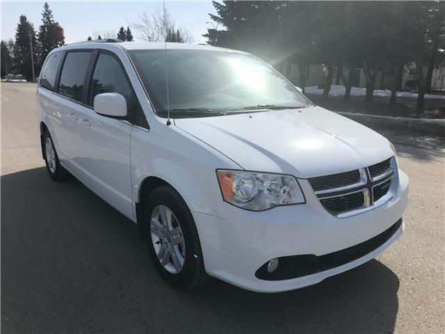 2019 Dodge Grand Caravan Crew (Stk: T19-69) in Nipawin - Image 1 of 20