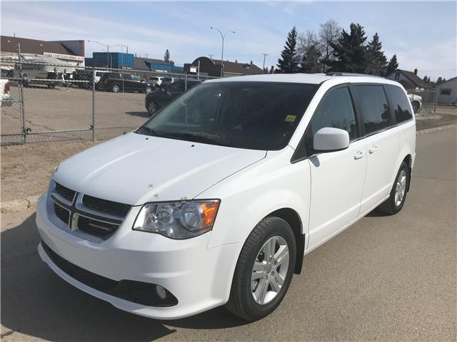 2019 Dodge Grand Caravan Crew (Stk: T19-69) in Nipawin - Image 2 of 20