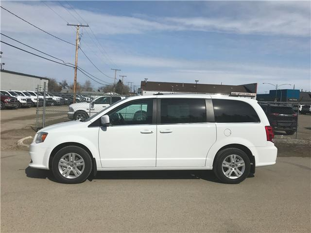 2019 Dodge Grand Caravan Crew (Stk: T19-69) in Nipawin - Image 3 of 20