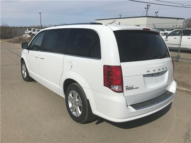 2019 Dodge Grand Caravan Crew (Stk: T19-69) in Nipawin - Image 14 of 20