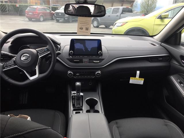 2019 Nissan Altima 2.5 SV (Stk: N93-7034) in Chilliwack - Image 14 of 16