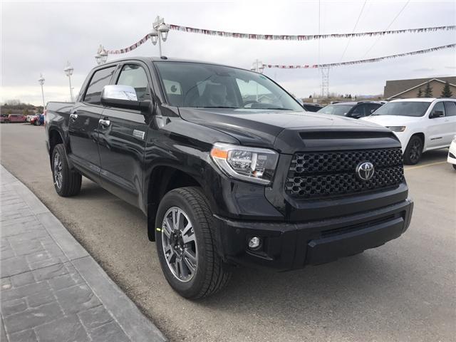 2019 Toyota Tundra Platinum 5.7L V8 (Stk: 190229) in Cochrane - Image 7 of 14