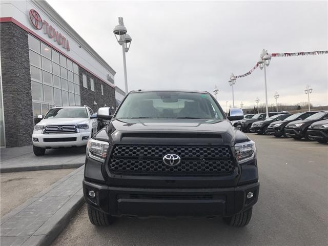 2019 Toyota Tundra Platinum 5.7L V8 (Stk: 190229) in Cochrane - Image 8 of 14