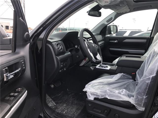 2019 Toyota Tundra Platinum 5.7L V8 (Stk: 190229) in Cochrane - Image 11 of 14