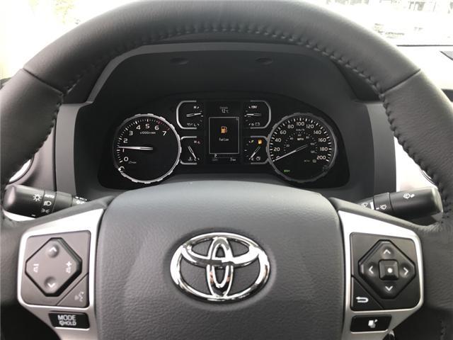 2019 Toyota Tundra Platinum 5.7L V8 (Stk: 190229) in Cochrane - Image 12 of 14