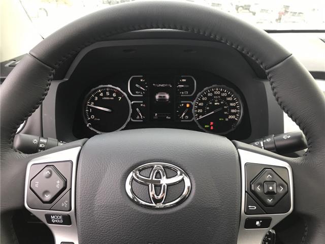 2019 Toyota Tundra Limited 5.7L V8 (Stk: 190233) in Cochrane - Image 12 of 14