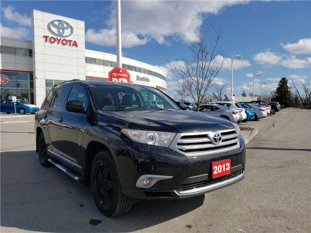 2013 Toyota Highlander V6 (Stk: P1713A) in Whitchurch-Stouffville - Image 2 of 13