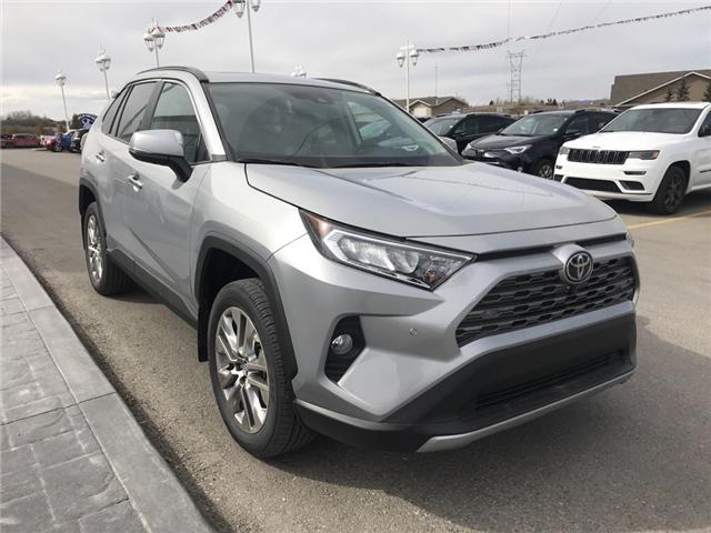 2019 Toyota RAV4 Limited (Stk: 190216) in Cochrane - Image 7 of 15