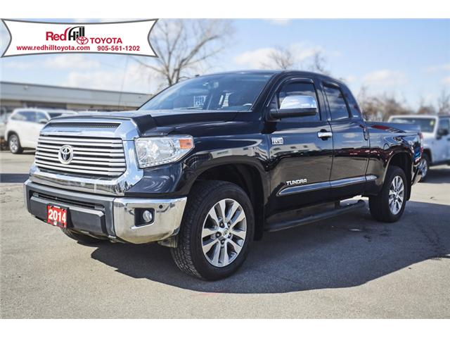 2014 Toyota Tundra Limited 5.7L V8 (Stk: 33181) in Hamilton - Image 1 of 19