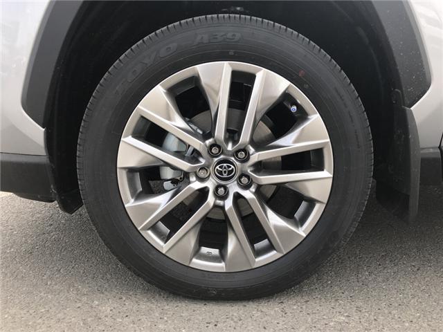 2019 Toyota RAV4 Limited (Stk: 190216) in Cochrane - Image 9 of 15