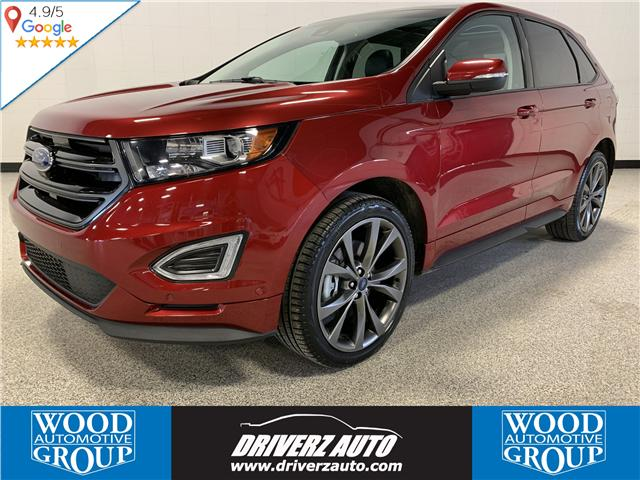 2018 Ford Edge Sport (Stk: P11982) in Calgary - Image 1 of 20