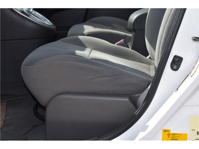 2011 Nissan Sentra 2.0 (Stk: pp399) in Saskatoon - Image 12 of 20