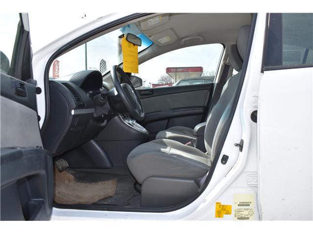 2011 Nissan Sentra 2.0 (Stk: pp399) in Saskatoon - Image 13 of 20