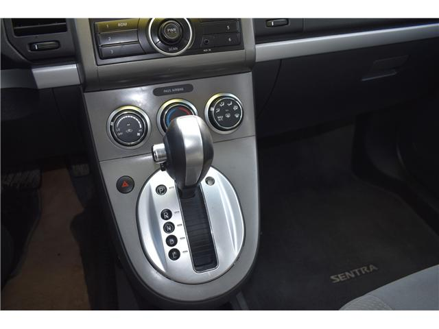 2011 Nissan Sentra 2.0 (Stk: pp399) in Saskatoon - Image 16 of 20