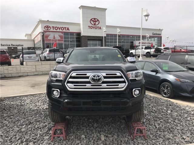 2019 Toyota Tacoma Limited V6 (Stk: 190172) in Cochrane - Image 7 of 14