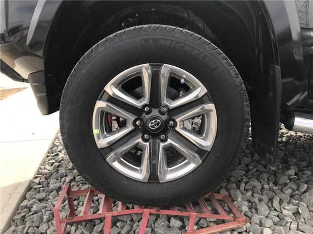 2019 Toyota Tacoma Limited V6 (Stk: 190172) in Cochrane - Image 8 of 14