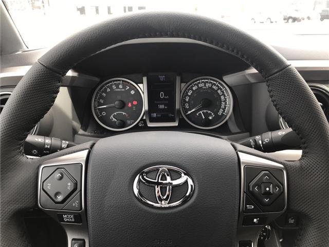 2019 Toyota Tacoma Limited V6 (Stk: 190172) in Cochrane - Image 12 of 14