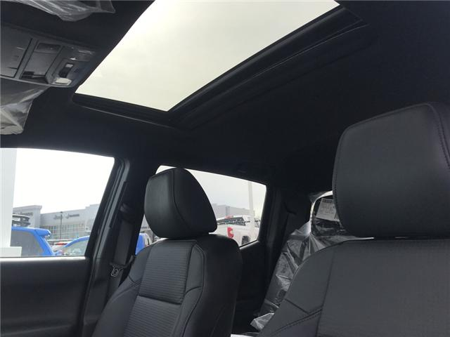 2019 Toyota Tacoma Limited V6 (Stk: 190172) in Cochrane - Image 13 of 14