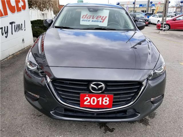2018 Mazda Mazda3 GS (Stk: 19-218) in Oshawa - Image 2 of 16