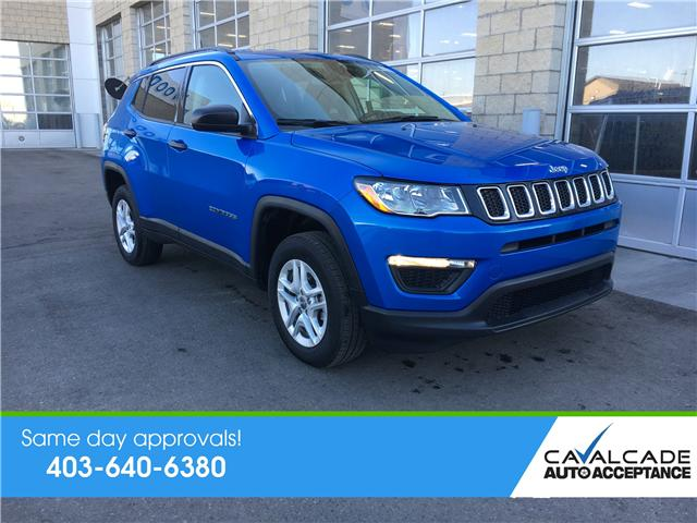 2019 Jeep Compass Sport (Stk: 59738) in Calgary - Image 1 of 21