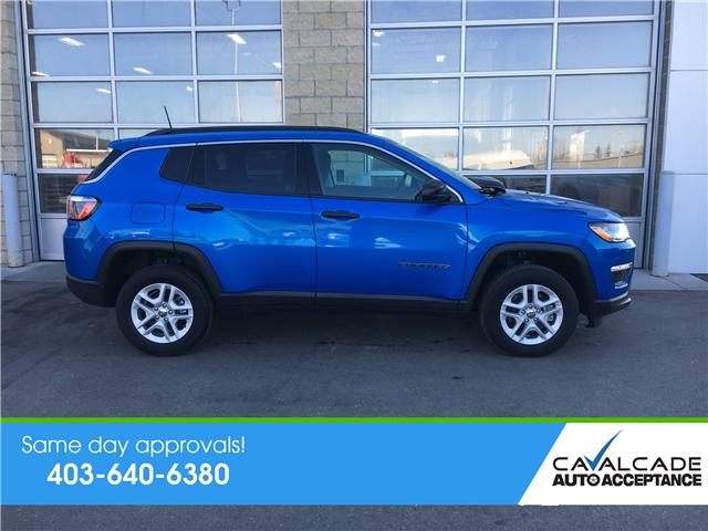 2019 Jeep Compass Sport (Stk: 59738) in Calgary - Image 2 of 21