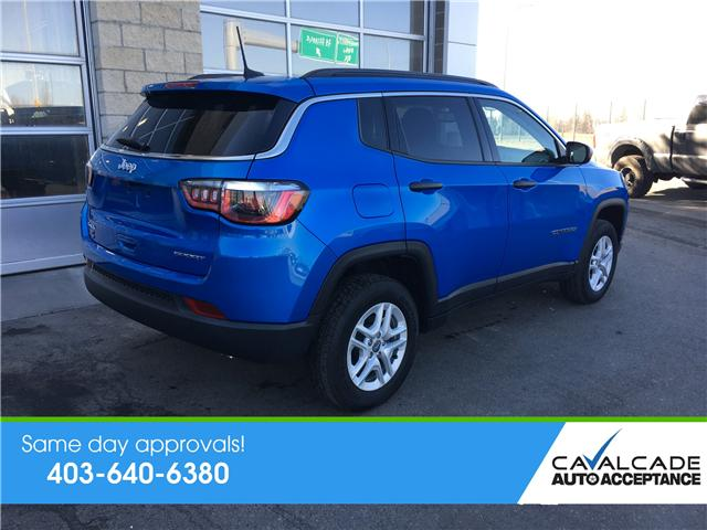2019 Jeep Compass Sport (Stk: 59738) in Calgary - Image 3 of 21