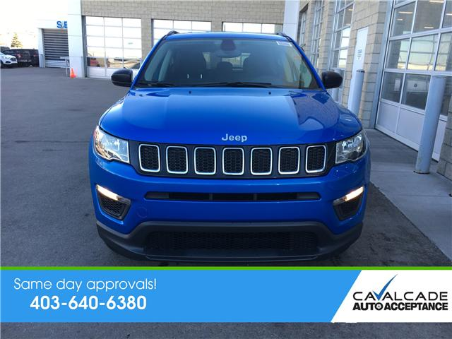 2019 Jeep Compass Sport (Stk: 59738) in Calgary - Image 4 of 21