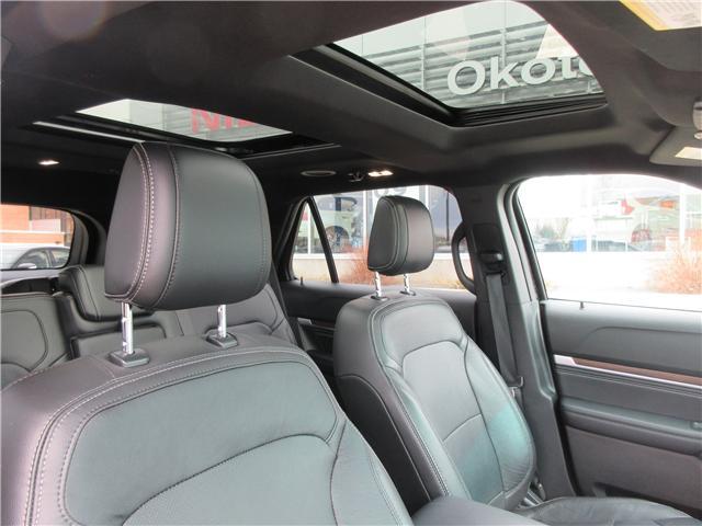 2018 Ford Explorer Limited (Stk: 8675) in Okotoks - Image 9 of 33