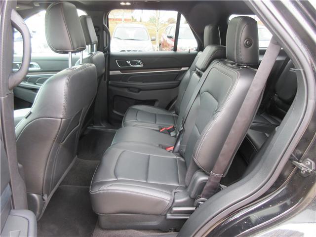 2018 Ford Explorer Limited (Stk: 8675) in Okotoks - Image 15 of 33