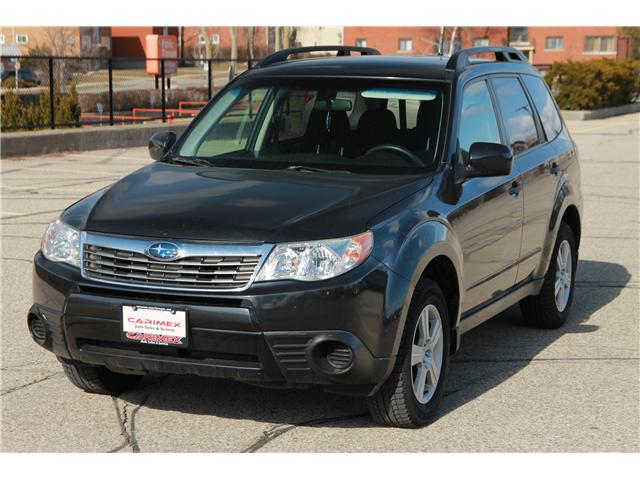 2010 Subaru Forester 2.5 X (Stk: 1901018) in Waterloo - Image 1 of 28