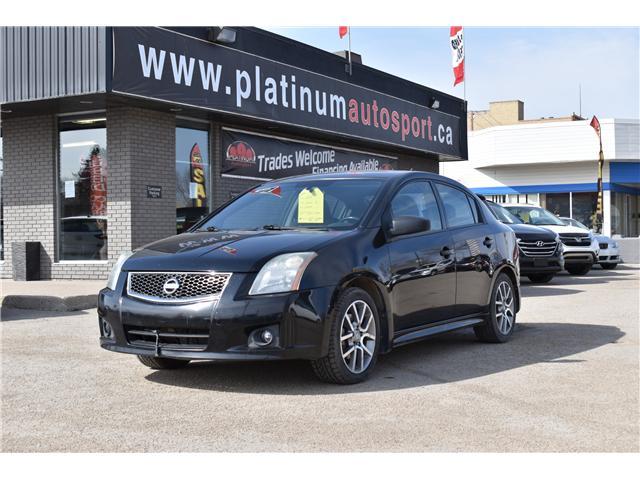 2009 Nissan Sentra SE-R (Stk: pt414) in Saskatoon - Image 1 of 21