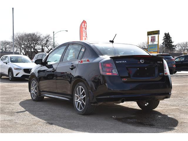 2009 Nissan Sentra SE-R (Stk: pt414) in Saskatoon - Image 3 of 21