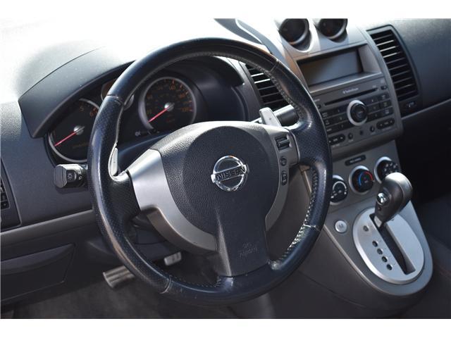2009 Nissan Sentra SE-R (Stk: pt414) in Saskatoon - Image 14 of 21