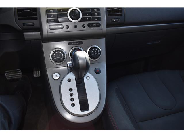 2009 Nissan Sentra SE-R (Stk: pt414) in Saskatoon - Image 18 of 21