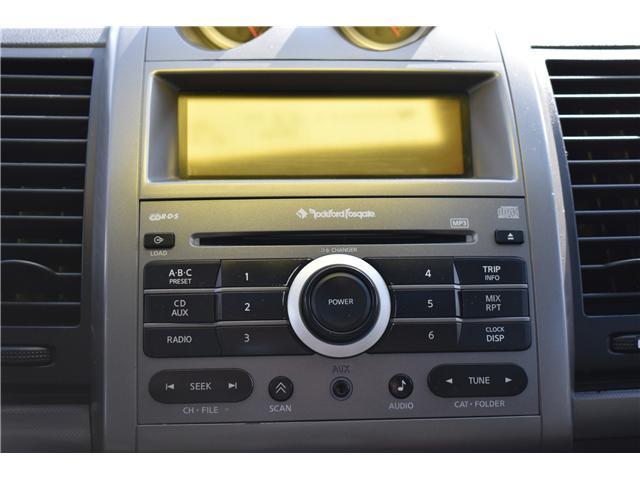 2009 Nissan Sentra SE-R (Stk: pt414) in Saskatoon - Image 19 of 21