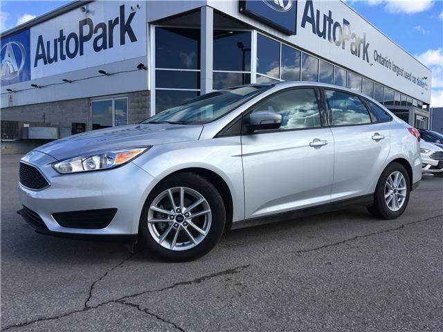 2016 Ford Focus SE (Stk: 16-95553MB) in Barrie - Image 1 of 26