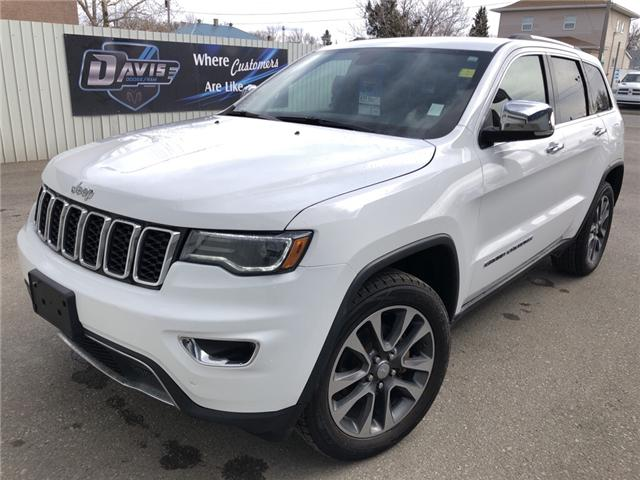 2018 Jeep Grand Cherokee Limited 1C4RJFBG9JC155552 14741 in Fort Macleod