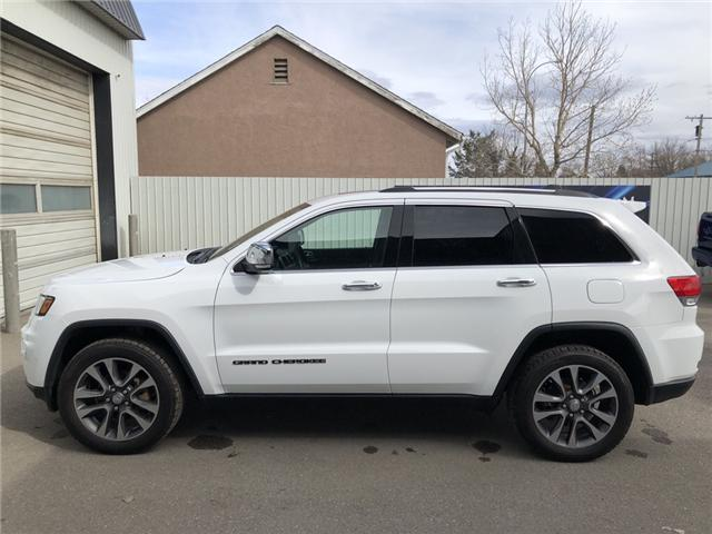 2018 Jeep Grand Cherokee Limited (Stk: 14741) in Fort Macleod - Image 2 of 23