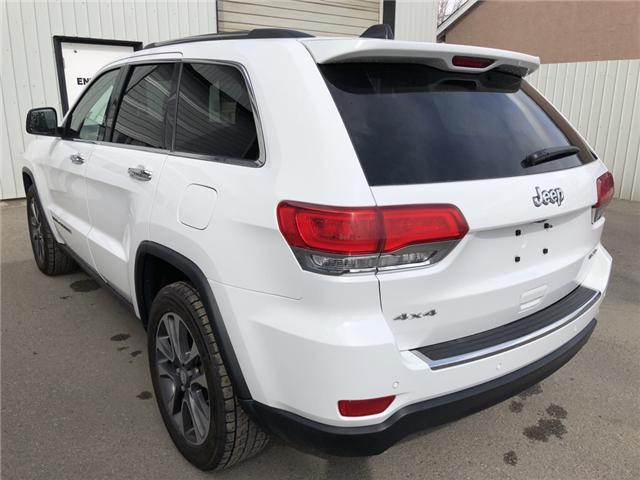 2018 Jeep Grand Cherokee Limited (Stk: 14741) in Fort Macleod - Image 3 of 23