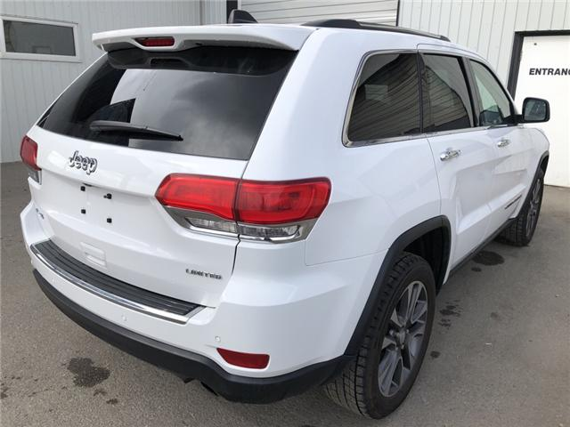 2018 Jeep Grand Cherokee Limited (Stk: 14741) in Fort Macleod - Image 6 of 23