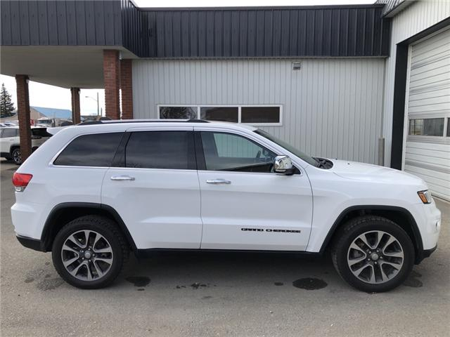 2018 Jeep Grand Cherokee Limited (Stk: 14741) in Fort Macleod - Image 7 of 23
