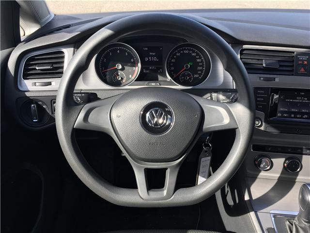 2017 Volkswagen Golf 1.8 TSI Trendline (Stk: 17-54731RJB) in Barrie - Image 19 of 26