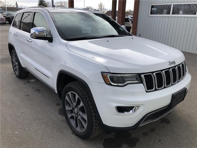 2018 Jeep Grand Cherokee Limited (Stk: 14741) in Fort Macleod - Image 8 of 23
