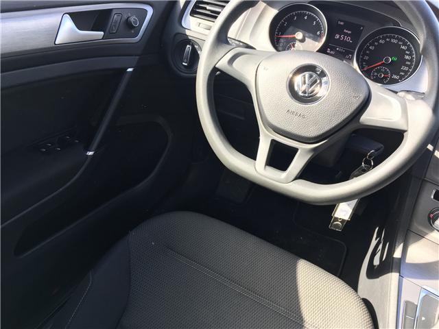 2017 Volkswagen Golf 1.8 TSI Trendline (Stk: 17-54731RJB) in Barrie - Image 20 of 26