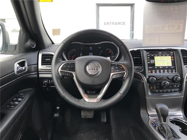 2018 Jeep Grand Cherokee Limited (Stk: 14741) in Fort Macleod - Image 13 of 23
