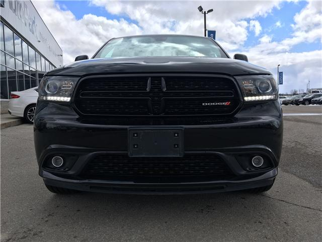 2018 Dodge Durango GT (Stk: 18-76102RJB) in Barrie - Image 2 of 30