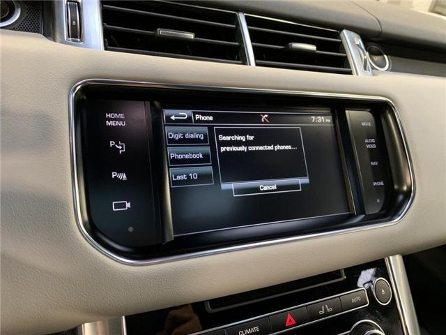 2015 Land Rover Range Rover Sport  (Stk: AP1819) in Vaughan - Image 16 of 24